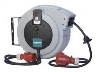 Enrollador eléctrico trifasico