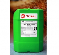 Total  Multagri Super 10W30