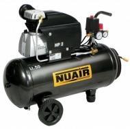 Compresor de aire comprimido  50L (manguera incluida)