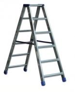 Escalera de aluminio de tijera