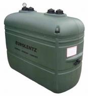 Depósitos para calefacción  de doble pared 1000L