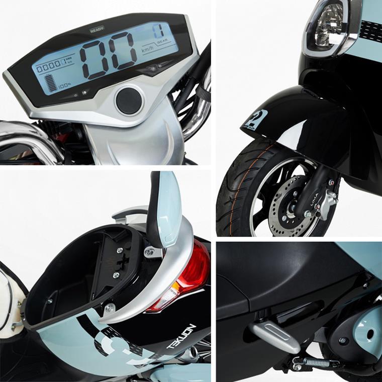 Moto Eléctrica Economica