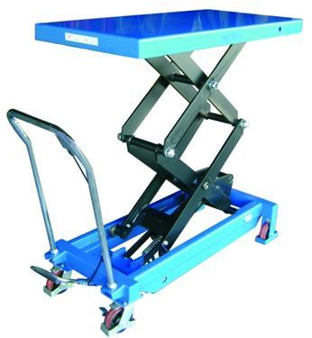 Mesa Elevadora Hidráulica 1000 kg