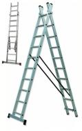 Escalera Doble de  Aluminio