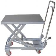 Mesa Elevadora de Aluminio