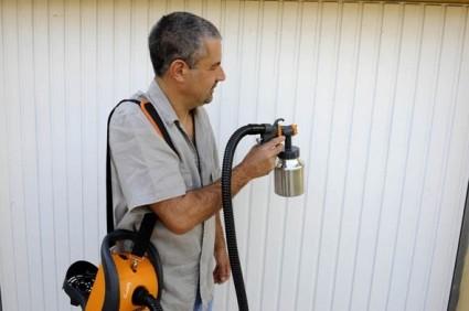 Compresor de aire para pintar