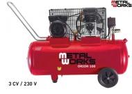 Compresor de aire barato - 100L