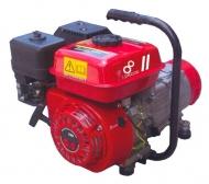 Generador  electrico de gasolina PEZZAS (0,7 KVA - 1,5 KVA)