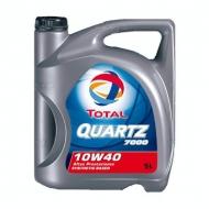 Aceite 10W40  Total Quartz 7000