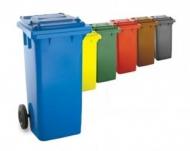 Contenedor de basura Selectiva
