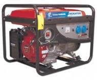 Generadores de gasolina con motor HONDA