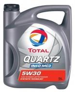 Aceite Quartz Ineo MC3 5W30