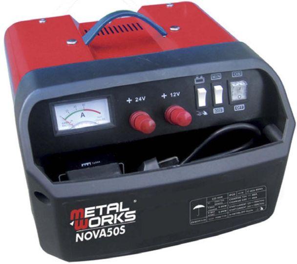 Cargador de baterías coche
