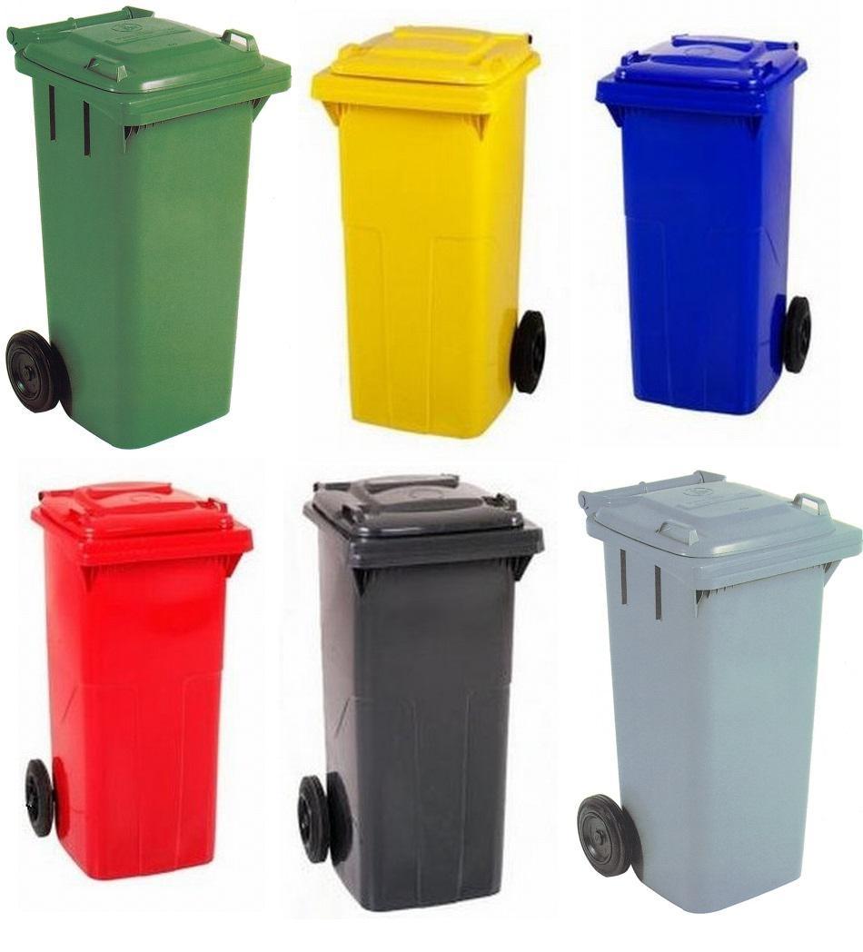 Contenedores de  Residuos 240 litros