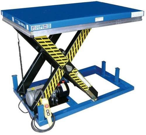 Mesa  Eléctrica 2.000 kg.