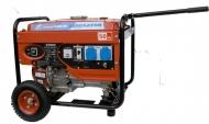 Generador eléctrico taller