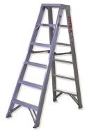 Escalera  de Tijera  Aluminio