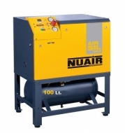 Compresor para taller insonorizado  100L