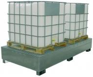 Cubeta colectora retención de líquidos