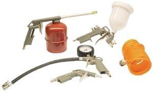 Kit de Pistolas 5 utiles