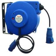 Enrrollador de corriente monofásico