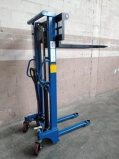 Apilador 2000 kg Elevación 1,6 Metros