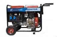 Generador de gasoil