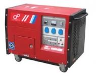 Generador de gasolina silencioso (5 KVA)