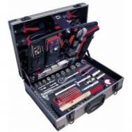 Maletin de herramientas, Kit Servicio Asistencia Técnica, (134 piezas)
