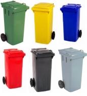 Contenedor  Reciclaje