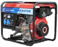 Generador diesel  PEZZAS