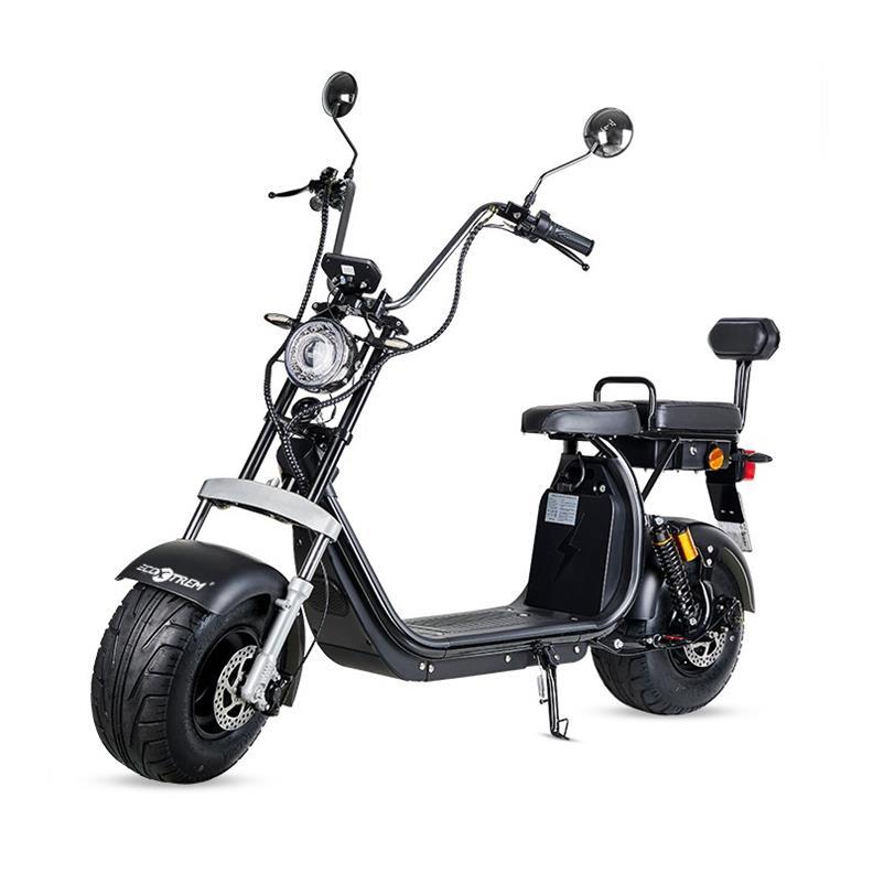 Moto Eléctrica Batería Extraíble