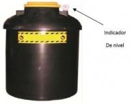Deposito aceite usado 500 litros
