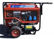 Generador de gran potencia