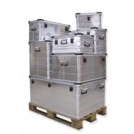 Cajas de Aluminio Grandes