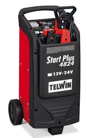 Arrancador   de batería a 24V