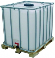 Depósitos de plástico de 600 litros homologado