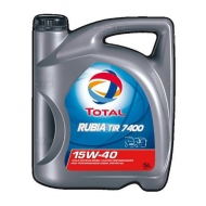 Aceite 15W40 Total rubia tir 7400