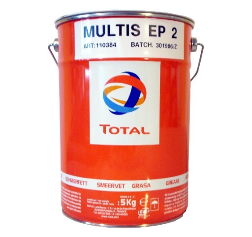 Grasa Multis EP2 - envase  5kg