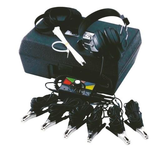 Kit detector de ruidos (sonoscópio)