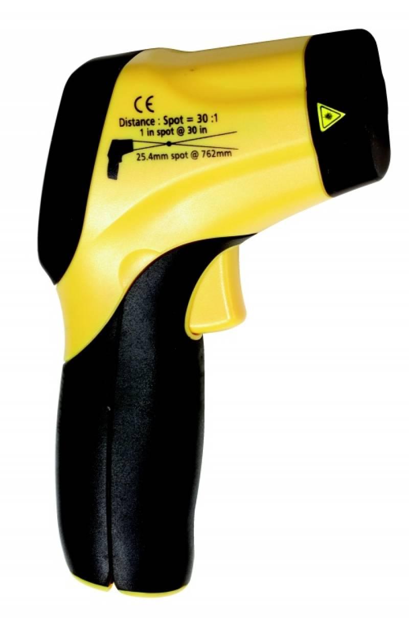 Termómetro  laser  SAM  1000º