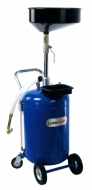 Recogedor de aceite usado 65L