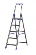 Escalera Aluminio 4 Peldaños