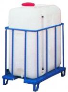 Depósito de polietileno de 400 litros
