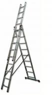 Escalera de 3 tramos aluminio