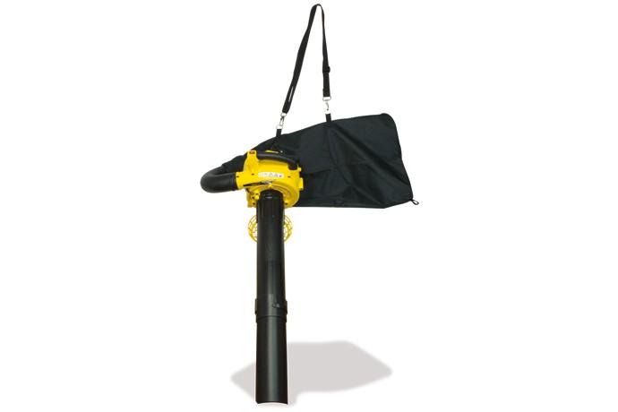 Soplador, aspirador y triturador a gasolina