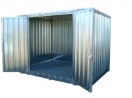 Módulo metálico galvanizado 3005 mm