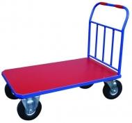 Carro Plataforma con Ruedas 1000 kg