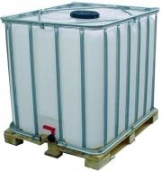 Depósitos de plástico de 1.000 litros homologado