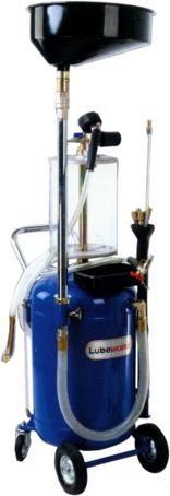 Recogedor y Extractor de Aceite